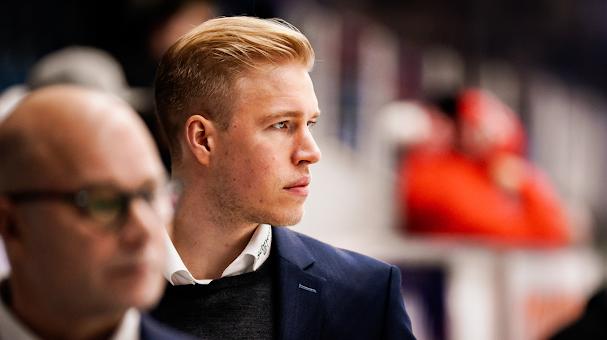 Sami Tervosesta suomalainen jääkiekko on hyvissä käsissä.
