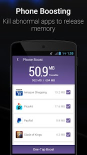 NQ Mobile Security & Antivirus- screenshot thumbnail