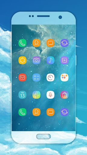 Samsung Galaxy S10 Icons - Premium Android