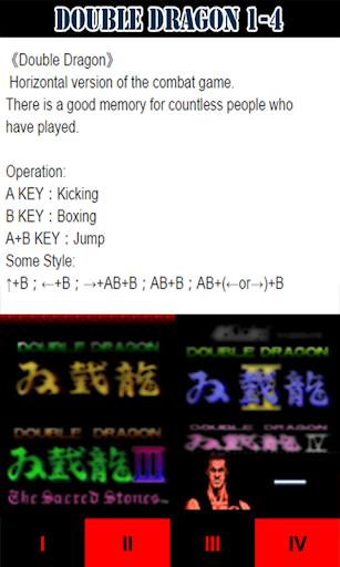 Classic Double Dragon 1-4 1.0.2 screenshots 3