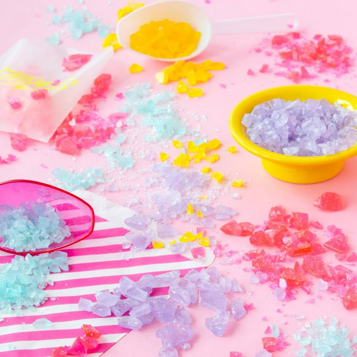 DIY Pop Rocks Candy