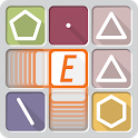 Evolved: Merge and Relax - Block and Tiles Puzzle icon