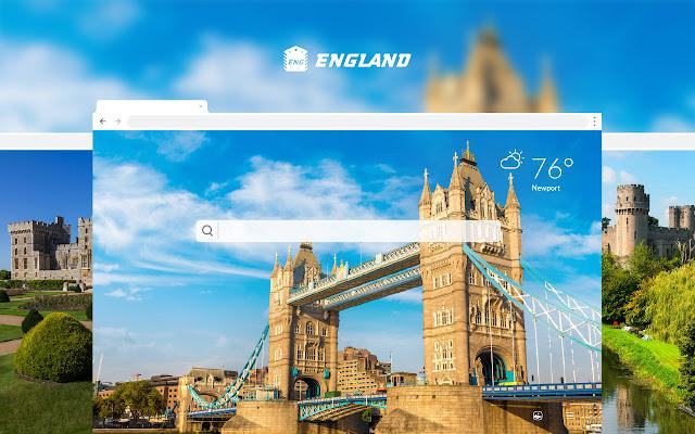 England HD Wallpapers New Tab Theme