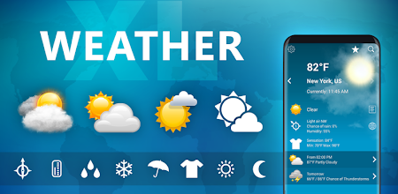 Weather XL PRO APK poster