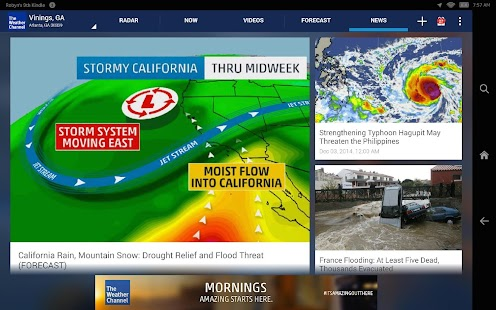The Weather Channel Screenshot 11