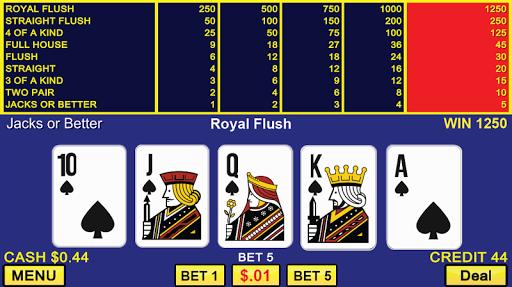 Video Poker Casino Games painmod.com screenshots 9