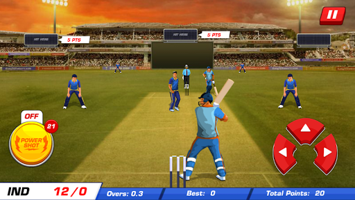 Power Cricket T20 Cup 2018  screenshots 3