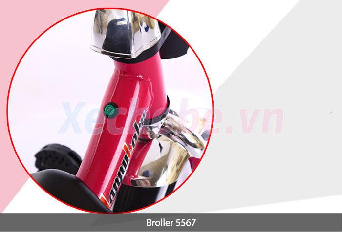 khung xe đạp ba bánh 5567