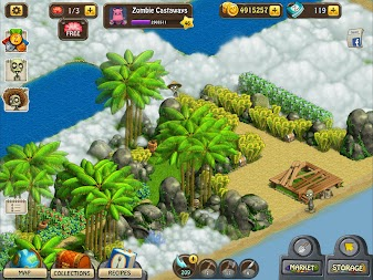Zombie Castaways APK screenshot thumbnail 12