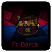 Fc Barcelona Wallpaper: Blur it & Black&White it icon