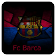 Fc Barcelona Wallpaper: Blur it & Black&White it icon