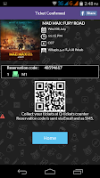 Screenshot of QTickets
