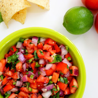 Mild Tomato Salsa Recipes.