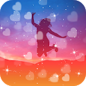 Sparkle Photo Effect for Pictures icon