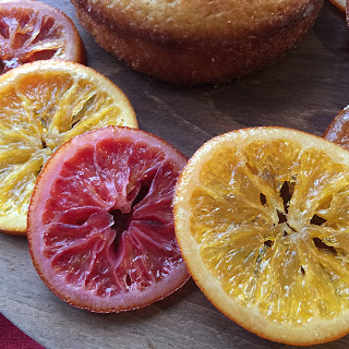 Candied Oranges Recipe