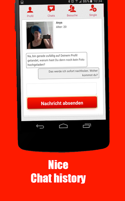 Free Dating App & Flirt Chat - Match with Singles screenshots