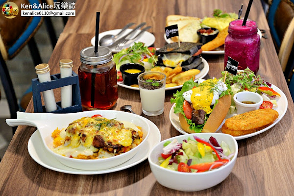At.First Brunch緣來-松高店