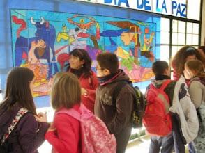 Photo: Mural del Guernica