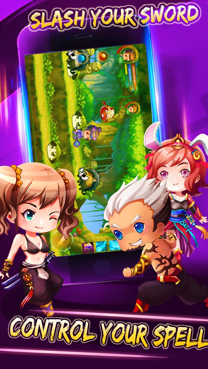 Soul Warriors \342\200\223  RPG Adventure Screenshot 9