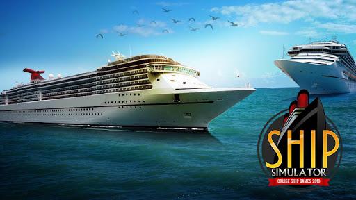 Ship Simulator Cruise Ship Games screenshot 12