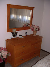 Photo: Dresser & Mirror - White Oak