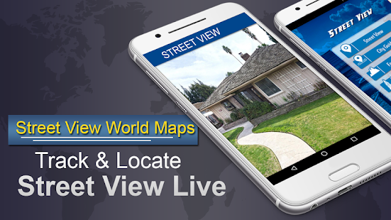 Street View World Maps: Live Panorama Earth Maps - náhled