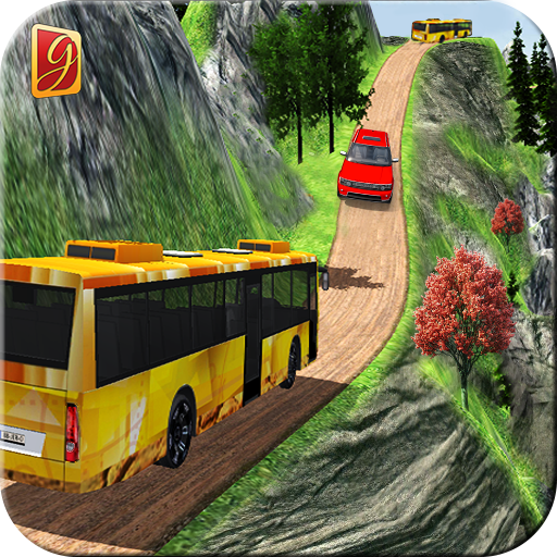Simulate Hill Tourist Bus: Bus Driving Games (game)