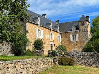 manoir à Rocamadour (46)