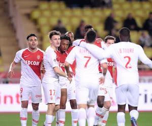 Ligue 1: Monaco chute face à Caen