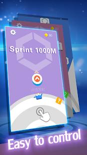 Sprint 1000M - náhled