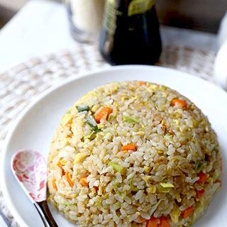 Japanese Fried Rice - チァ-ハン.