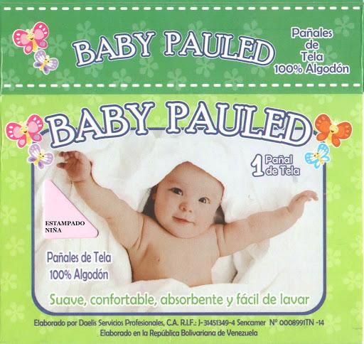 pañales de tela baby pauled estampado niña 1und