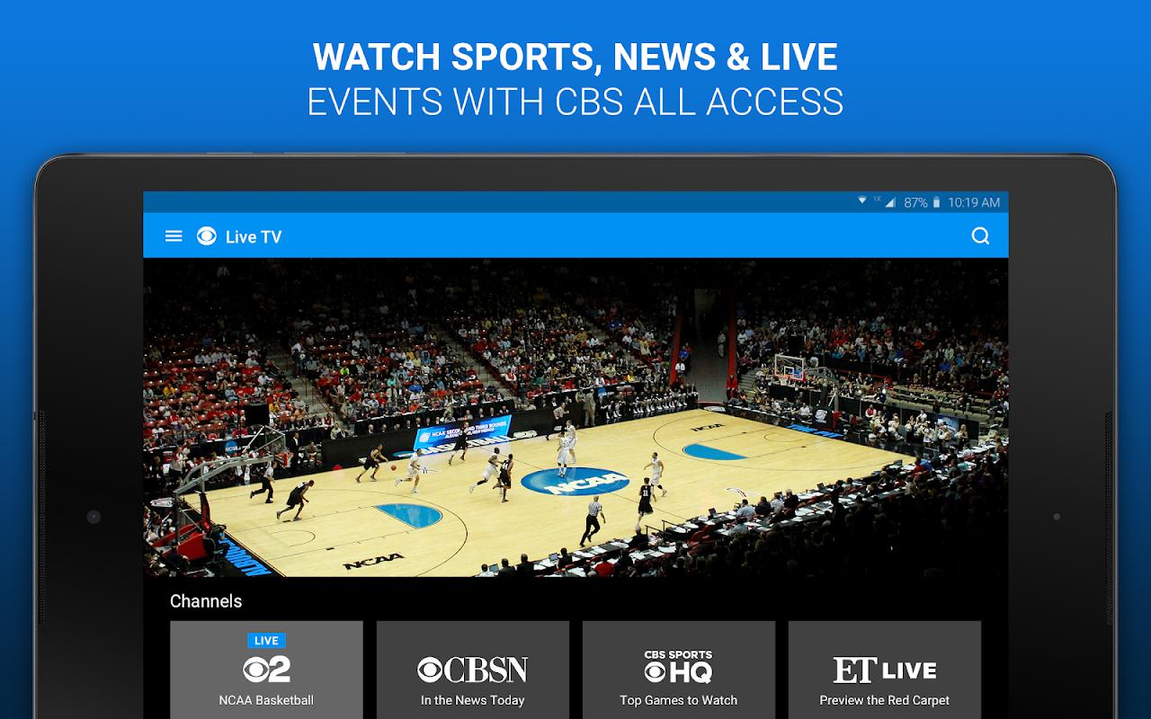 CBS - Full Episodes & Live TV screenshots