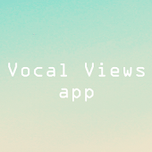 App Vocal Views APK for Kindle