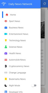 Daily News Network for PC-Windows 7,8,10 and Mac apk screenshot 2