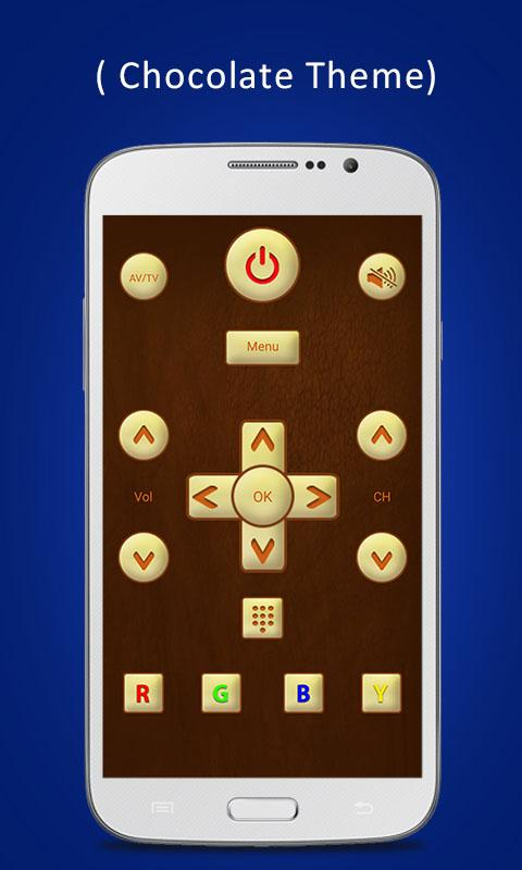 Screenshots of Universal TV Remote Control for Android