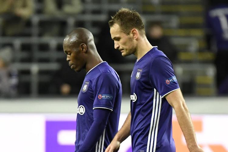 Anderlecht se débarrasse temporairement de Yevhen Makarenko