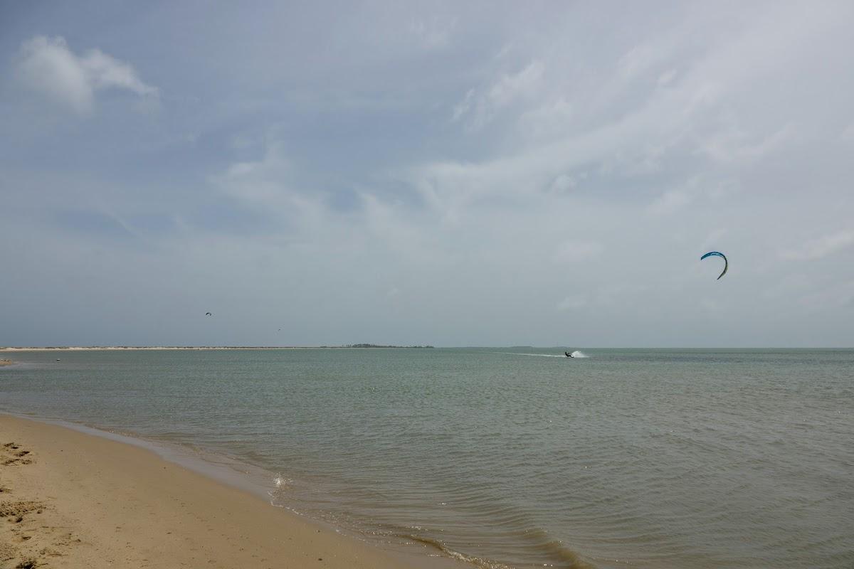 Sri. Lanka Kalpitiya Kiteboarding. Vellai Island Paradise!
