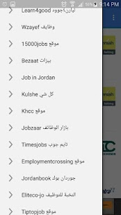 Job vacancies in Jordan - náhled