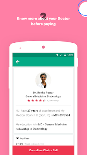 DocsApp - Consult Doctor Online 24x7 on Chat/Call - náhled