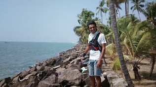 Majestic Beach, near Perinjanam