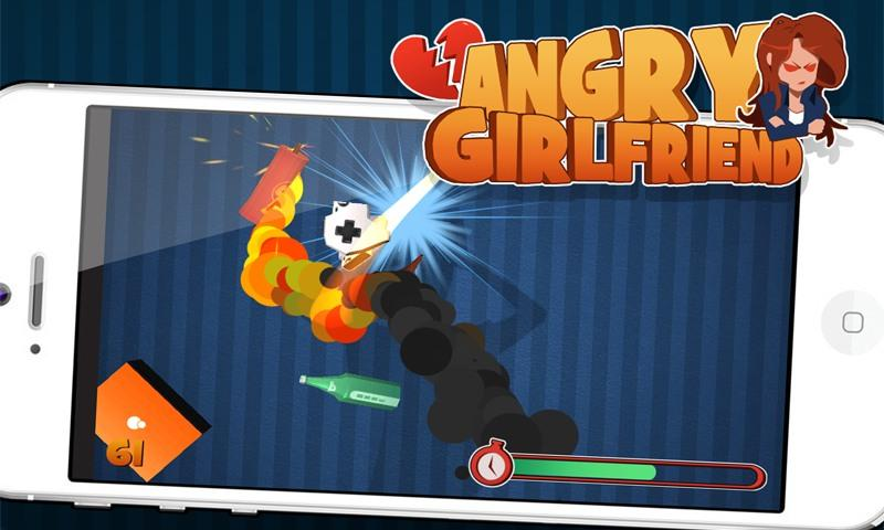 Angry Girlfriend- screenshot