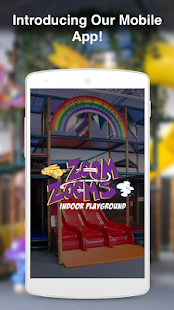 Zoom Zoom's Indoor Playground- screenshot thumbnail