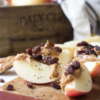 Easy Apple Peanut Butter Energy Bites