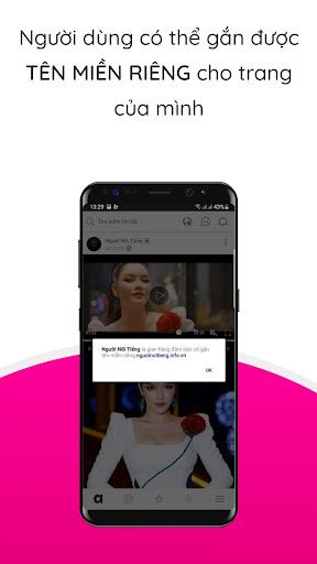 Azibai - Mạng xã hội kinh doanh  screenshots 2