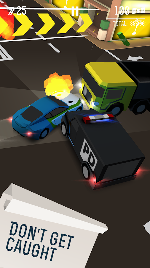 Drifty Chase- screenshot