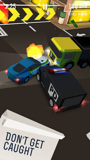 Drifty Chase- screenshot thumbnail