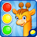 Learning Colors for Kids: Toddler Educational Game icon
