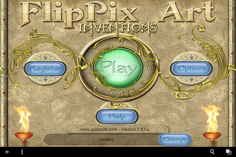 FlipPix Art - Inventions- screenshot thumbnail