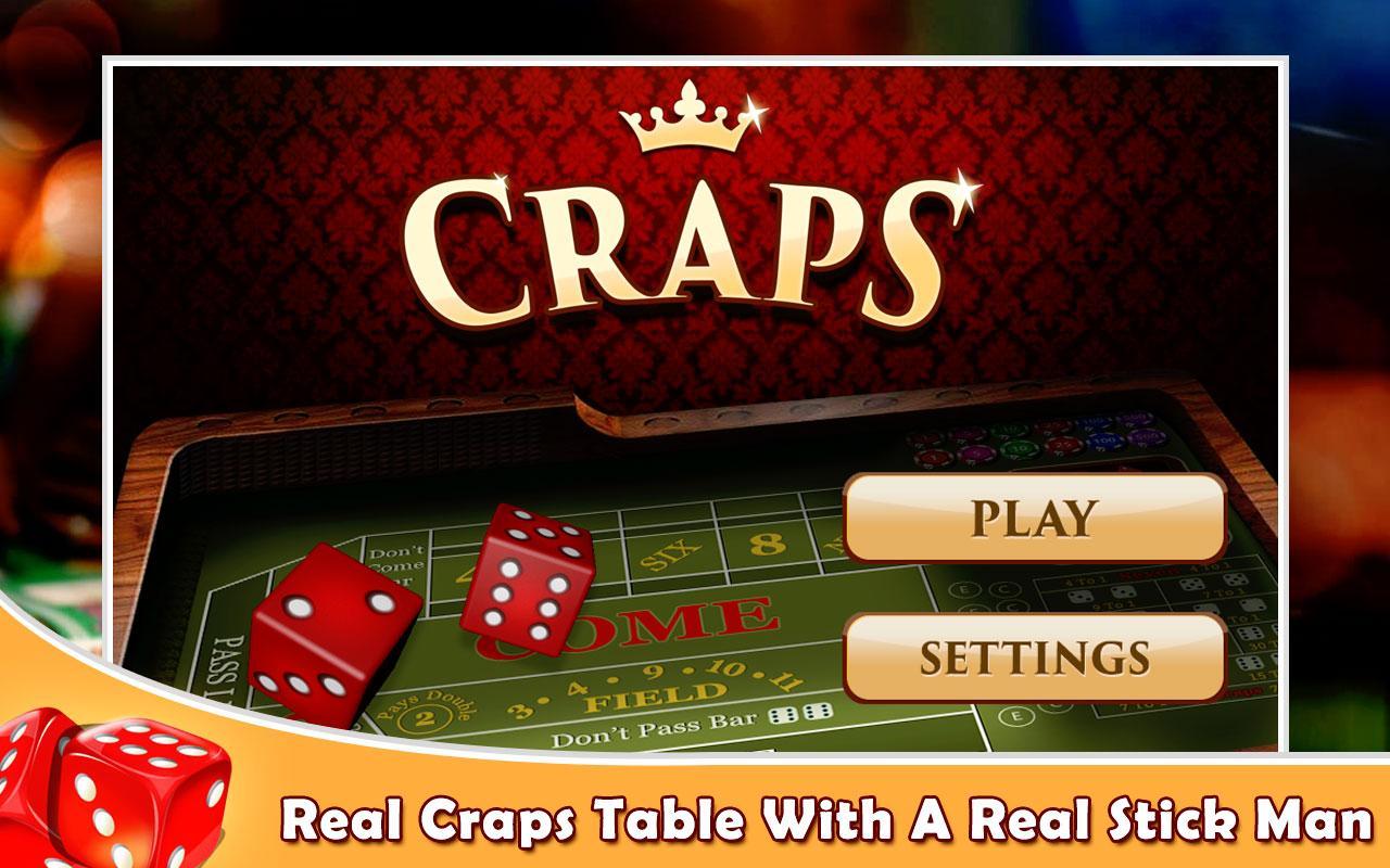 Casino craps game